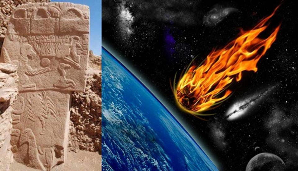 Impacto devastador de cometas ocorreu na Terra há 13.000 anos