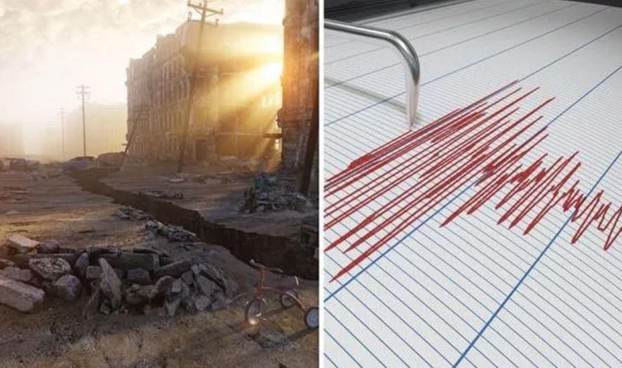 Terremoto de magnitude 8 poderá causar grande destruição