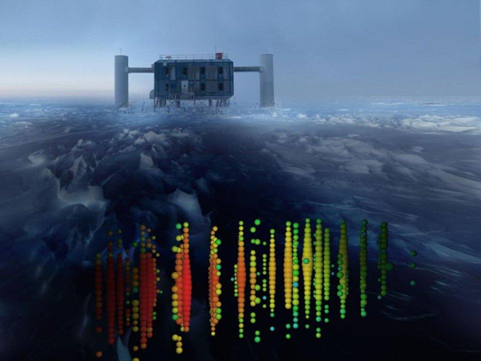 Inteligência extraterrestre avançada pode estar se comunicando com feixes de neutrinos