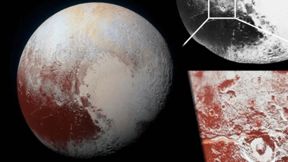 NASA indica a possibilidade de vida extraterrestre em Plutão