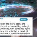 """""""Todo mundo saberá a realidade em breve"""", diz um dos fundadores da To The Stars Academy 22"""