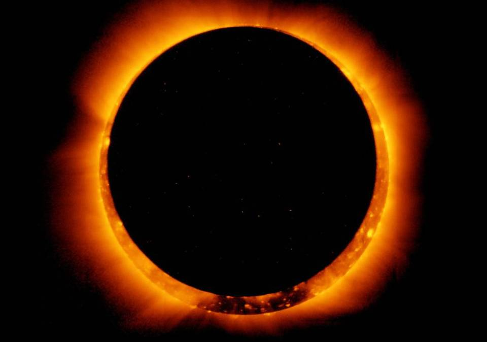 Haverá um eclipse solar total em 2 de julho de 2019