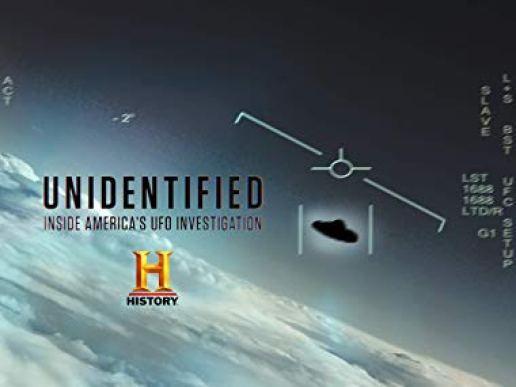 """6 episódios legendados da primeira temporada da série """"Unidentified..."""