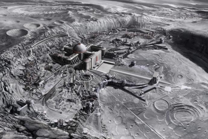 Pesquisador búlgaro alega que nazistas construíram uma base secreta no Lado Oculto da Lua