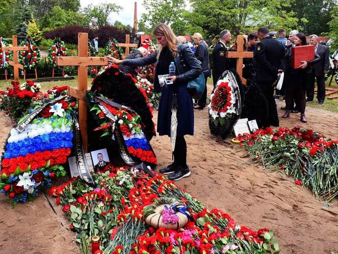 """Marinheiros russos """"evitaram a catástrofe planetária"""" durante incidente com submarino nuclear"""