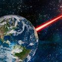 Telescópio poderoso irá buscar por pulsos de laser de alienígenas 1