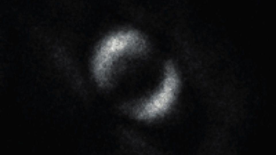 """Emaranhamento quântico: a """"ação fantasmagórica"""" de Einstein é fotografada pela primeira vez"""