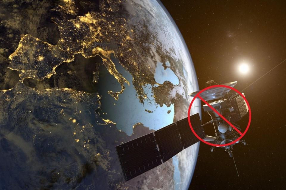 Mistério na céu: Satélites da UE estão inoperáveis desde 11 de julho