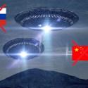 Poderiam os OVNIs ser russos ou chineses? 4