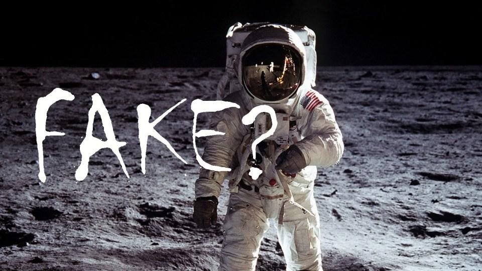 Como a teoria da conspiração do pouso na Lua começou e porque persiste até hoje