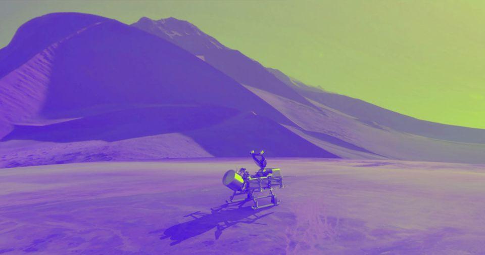 NASA organiza grande missão para estudar a vida extraterrestre no oceano de lua de Saturno