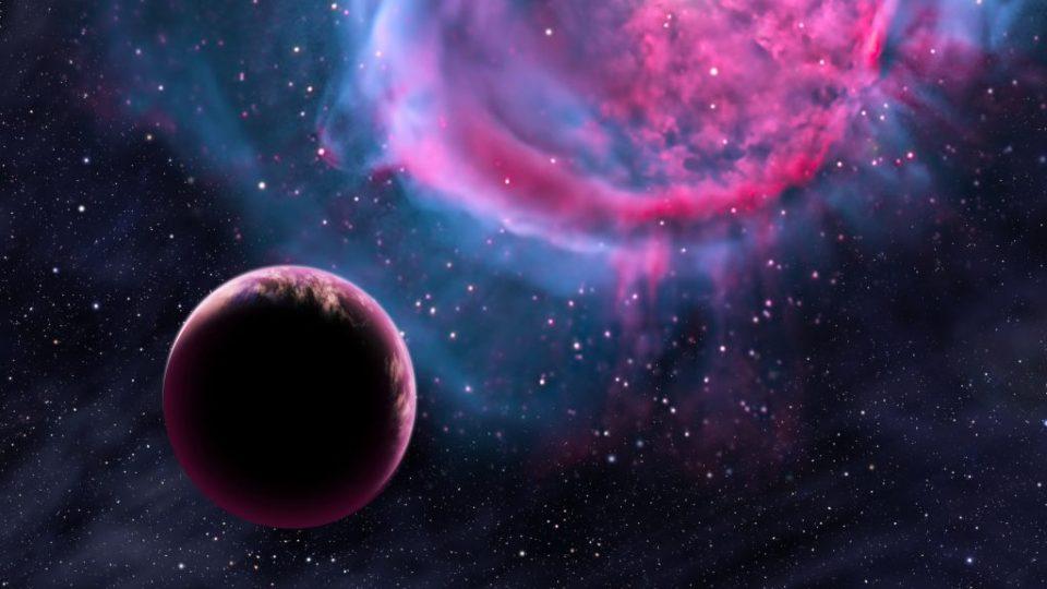 trânsito aleatório em sistema estelar confunde cientistas