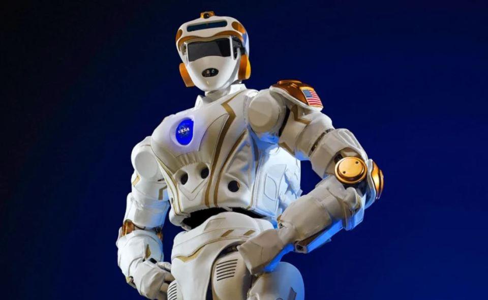 NASA está contando com seu robô Valkyrie para construir uma base em Marte