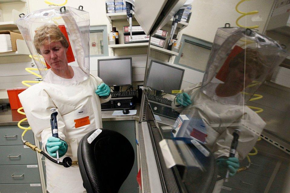 Pesquisa de germes mortais é fechada em laboratório do Exército dos EUA