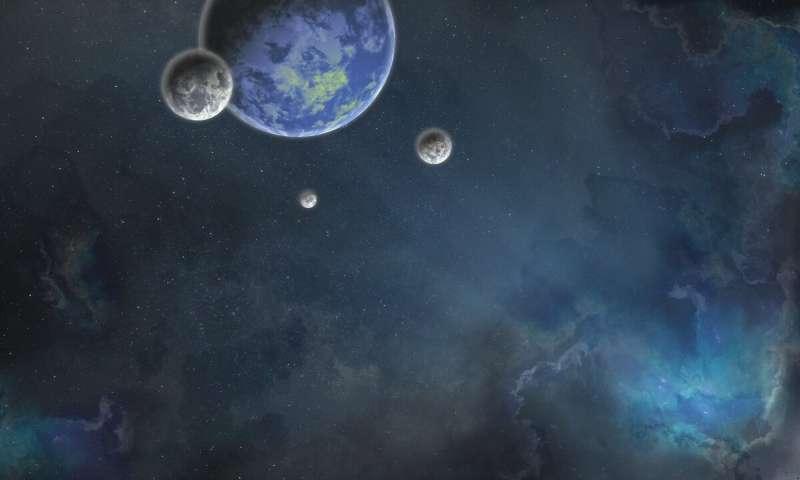 """Planetas possivelmente habitáveis são encontrados em estrela """"próxima"""" de nós"""