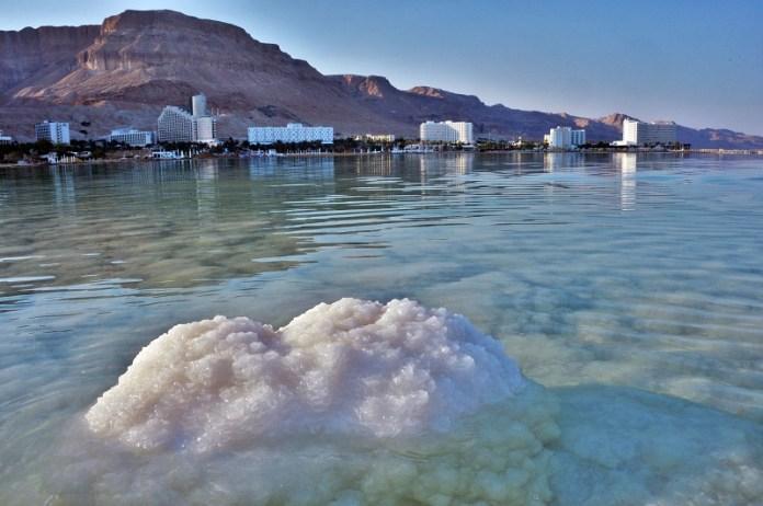 Descoberta no mar Morto dá esperança de encontrar vida em Marte