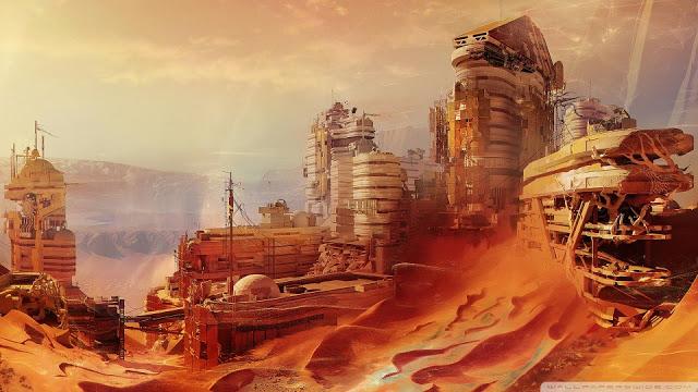 Se Marte já foi habitado, por que agora está deserto?