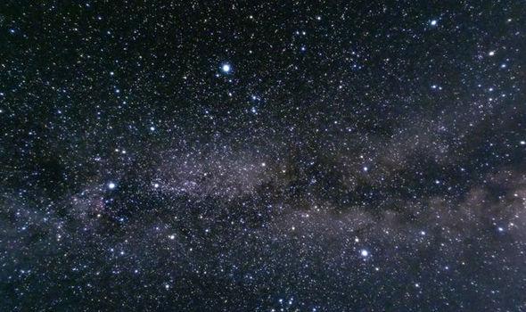 Matéria escura pode estar sendo controlada por extraterrestres