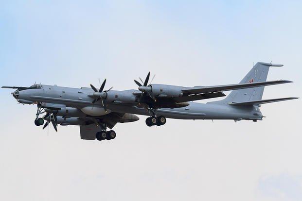 Aviões espiões russos entram na zona de defesa aérea do Alasca