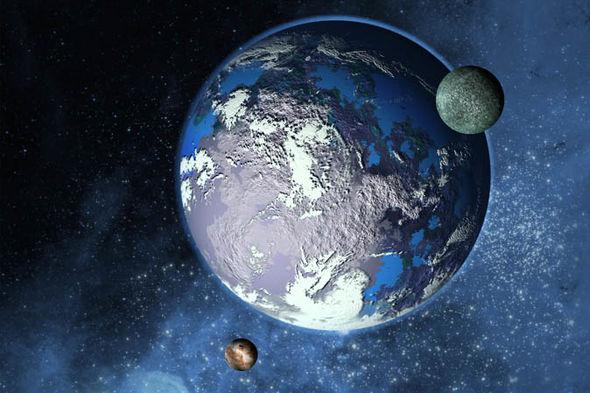Alguns planetas podem ter maior variedade de vida do a Terra