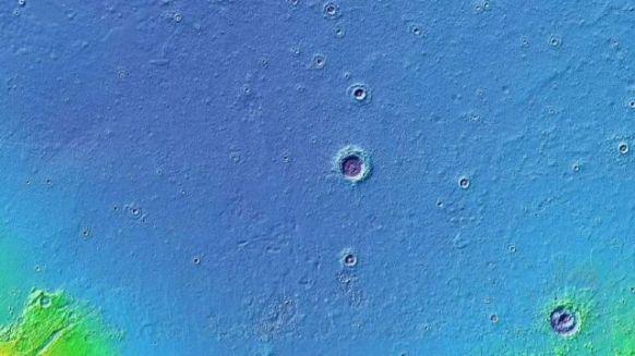 Mega tsunami pode ter ocorrido em Marte, segundo cientistas