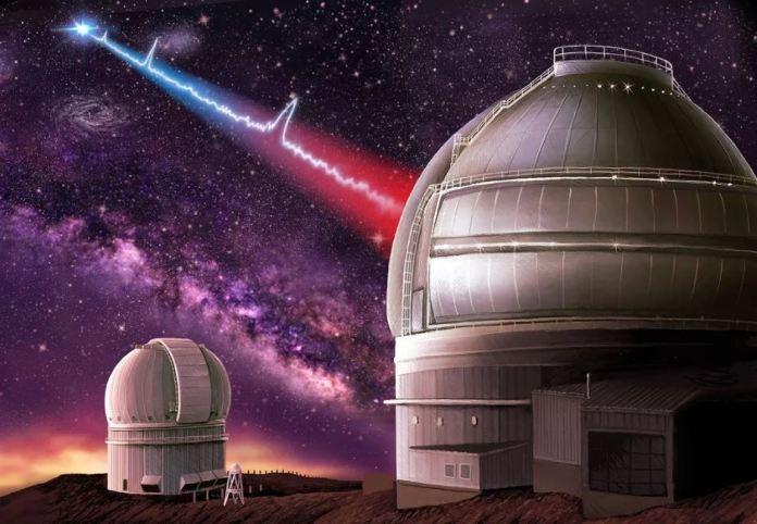 Sinal vindo do espaço se repete a cada 157 dias. Cientistas não descartam ETs