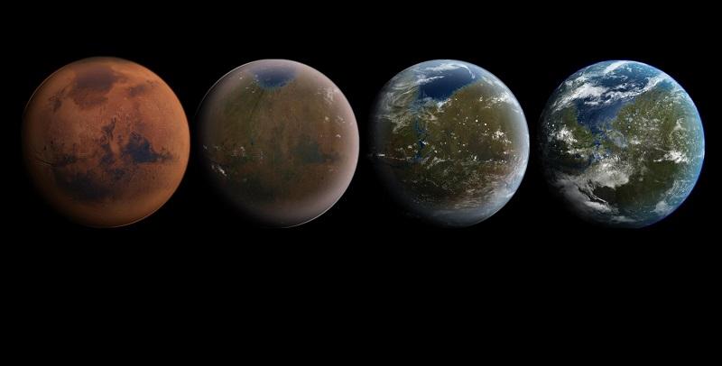 Esqueça a explosão nuclear - Agora Elon Musk quer 'terraformar' Marte com espelhos