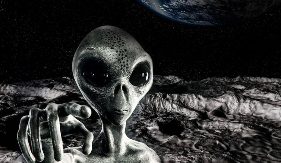 NASA detém evidências de primeiras observações de OVNIs na Lua