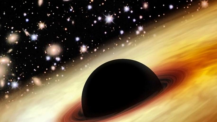 Cientistas dizem que buracos negros contêm universos colapsados