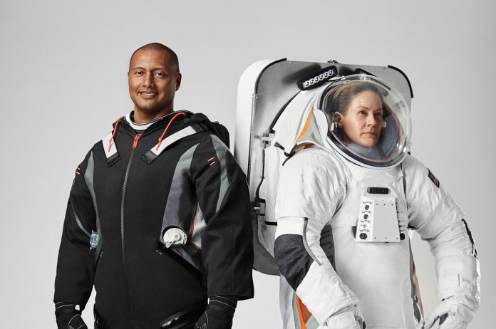 Este poderá ser o traje espacial que os astronautas usarão em Marte