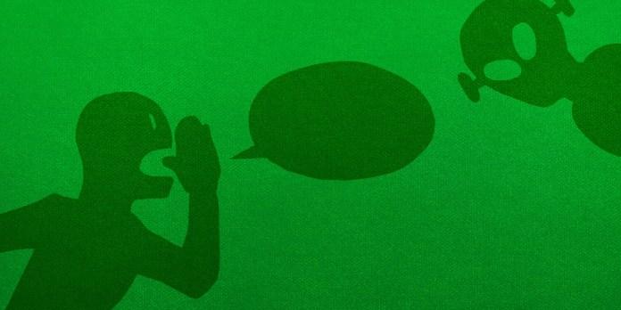 Quem decide o que deveríamos dizer aos ETs?