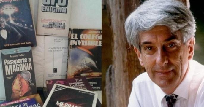 Jacques Vallee recusa-se a substanciar que a CIA simulou abduções na América do Sul