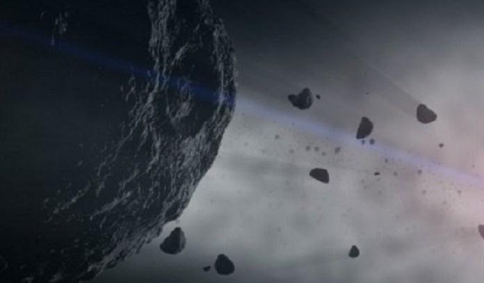 Sondas alienígenas podem estar escondidas em asteroides próximos, diz cientista