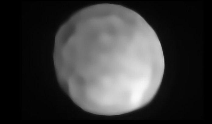 Hygiea, quarto maior objeto do cinturão de asteroides, é promovido a planeta anão