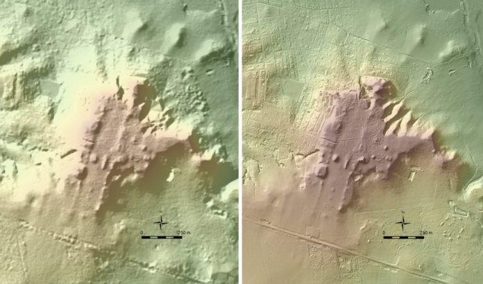 Arqueólogo descobre 27 ruínas maia - Mas o que isto tem a ver com Marte?