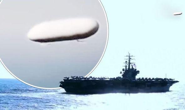 Atualização de radar Ultra-Secreta permitiu que a Marinha dos EUA finalmente localizasse OVNIs