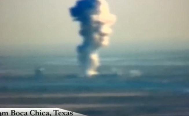 Explosão ocorre durante teste de protótipo da Starship