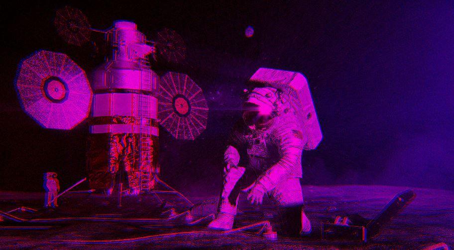 NASA: Quatro astronautas ficarão na Lua por duas semanas