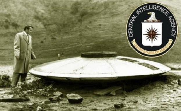 A CIA conhece bem o jogo do desacobertamento dos OVNIs