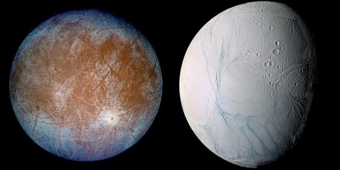 Vida extraterrestre em luas de Saturno e Júpiter pode ser 'indígena', diz estudo