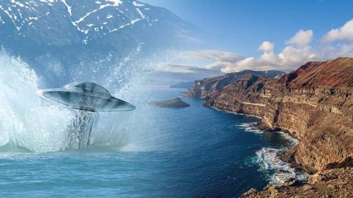 Duas ilhas perto da costa oeste dos EUA e México são de interesse dos OVNIs
