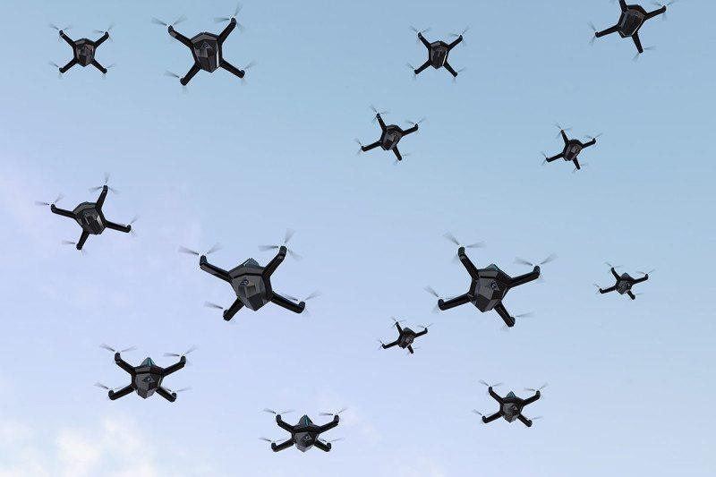 Os misteriosos drones gigantes do Colorado agora aparecem em Nebraska