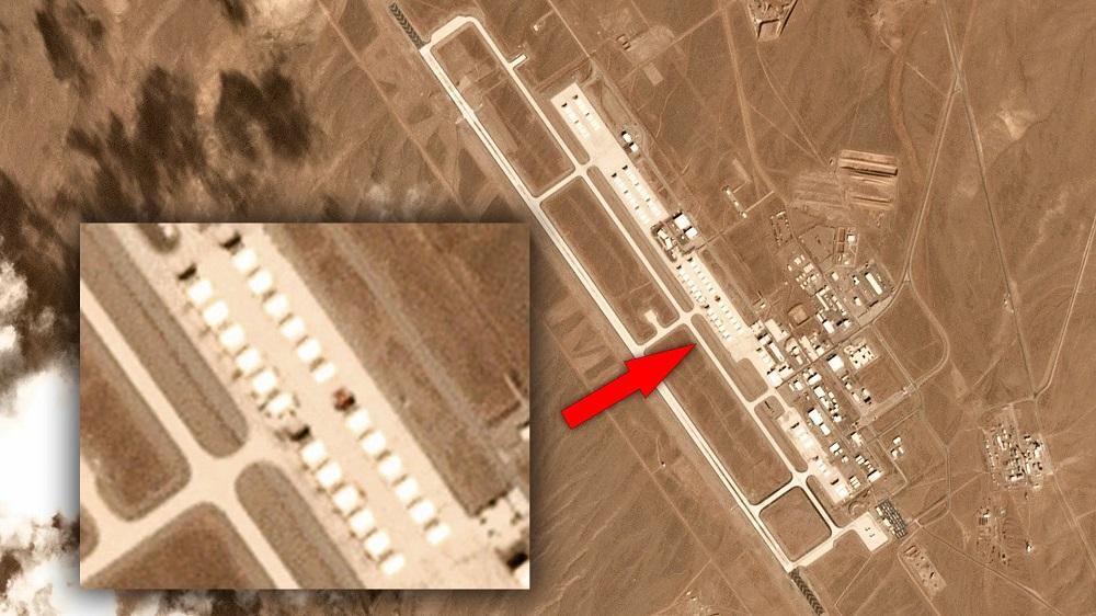 Aeronaves misteriosas são vistas em base perto da Área 51