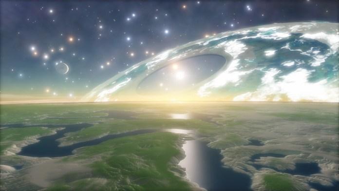Esse simulador do universo leva você a galáxias muito, muito distantes
