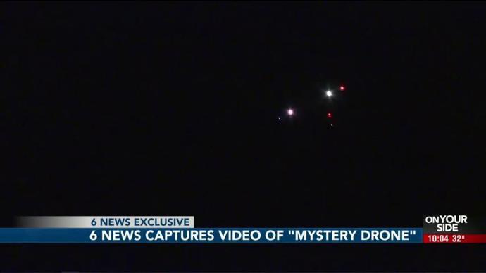 Invasão de drones nos EUA continua sendo um mistério