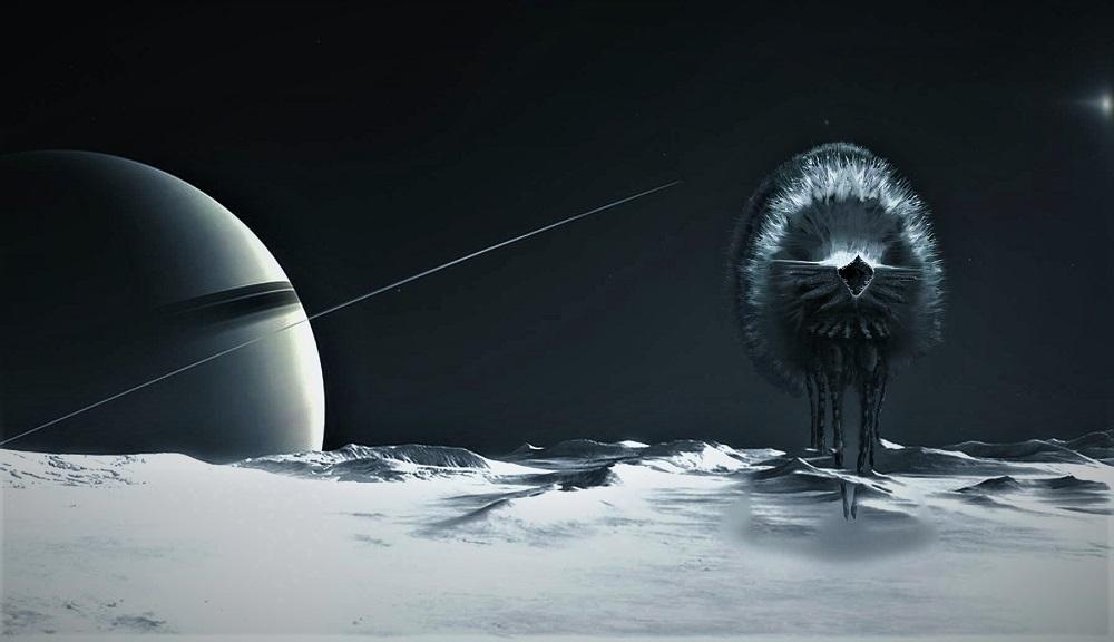 Lua de Saturno pode conter vida, confirma novo estudo