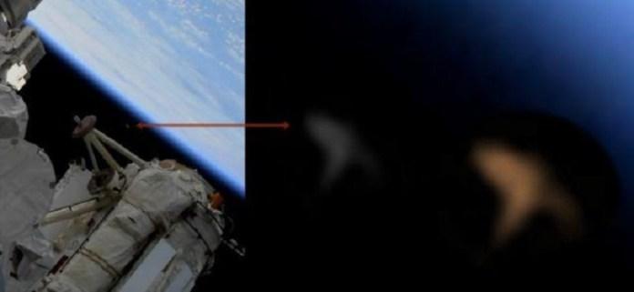"OVNI de formato ""nunca visto antes"" foi registrado pela ISS"