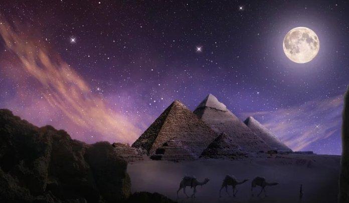 Revelada conexão entre Alfa Draconis e pirâmides egípcias