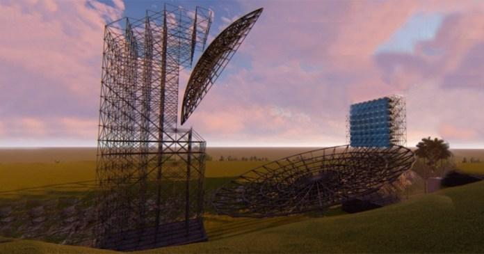 Enorme radiotelescópio será construído na Paraíba - Brasil
