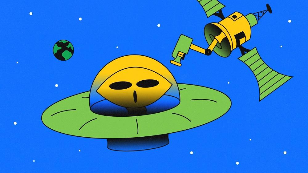 """Satélites de """"start up"""" irão procurar por OVNIs"""